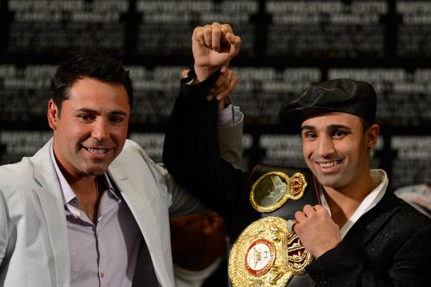 Paulie Malignaggi vs. Adrien Broner: Who Backs Up Their Trash-Talk Better?