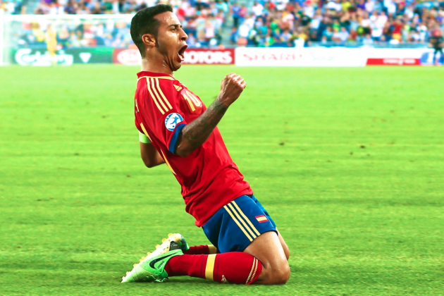Complete Scouting Guide to Manchester United Target Thiago Alcantara