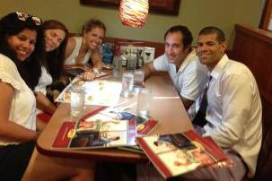 Shane Battier Celebrated Heat's NBA Championship At…Denny's?