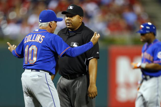 Mets Win Overshadowed as Twitter Reacts to Another Blown Call by Adrian Johnson