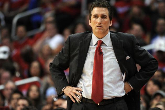Vinny Del Negro Will Reportedly Interview for Nuggets' Head Coaching Position