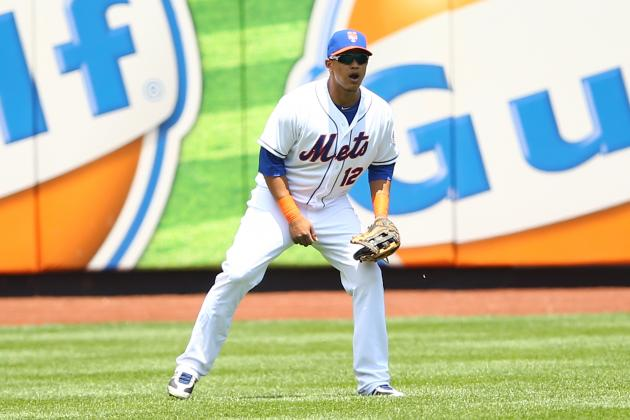 Lagares Has Wonderful Game in Center