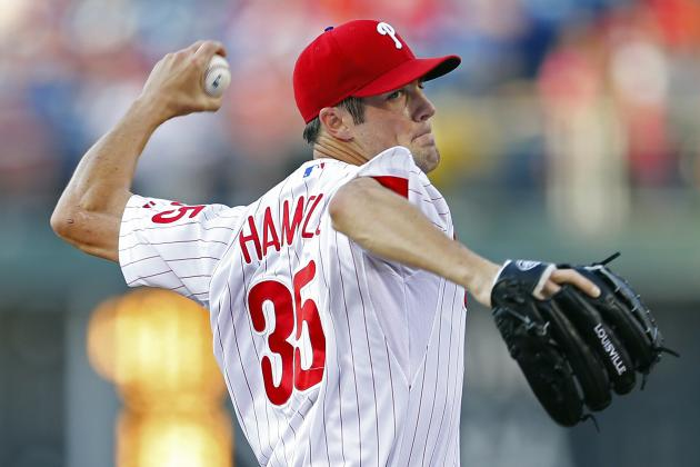 Hamels Stumbles Again as Phils Fall to Mets