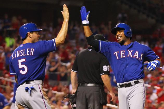 Texas Rangers vs. St. Louis Cardinals Live Blog: Live Updates and Analysis