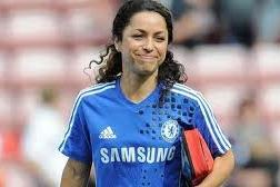 Chelsea FC: Who's That Girl? It's Eva Carneiro Of Course...