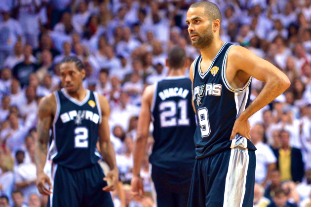 So Who Are the San Antonio Spurs Now: Achievers or Chokers?