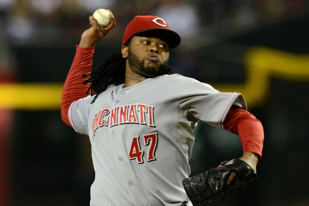 D-Backs Rough Up Cueto in 11-5 Win