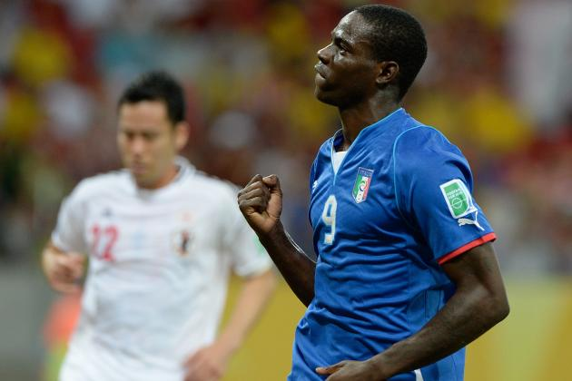 Confederations Cup 2013: What Italy Must Do to Defeat Brazil