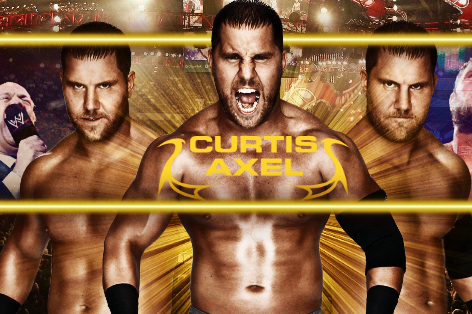 WWE Curtis Axel: Why He Has Been The Victim of Imperfect Booking