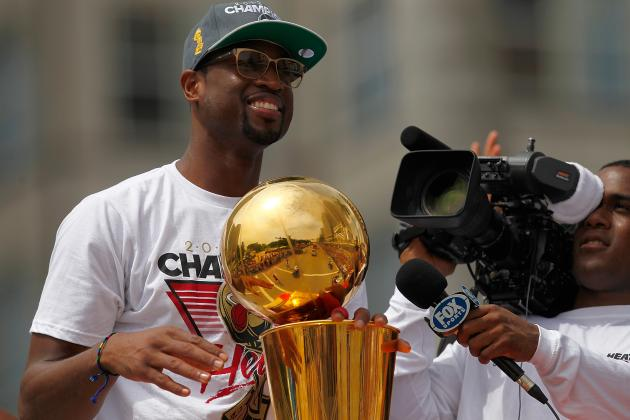 Miami Heat Parade: Everything You Need to Know About Monday's Celebration