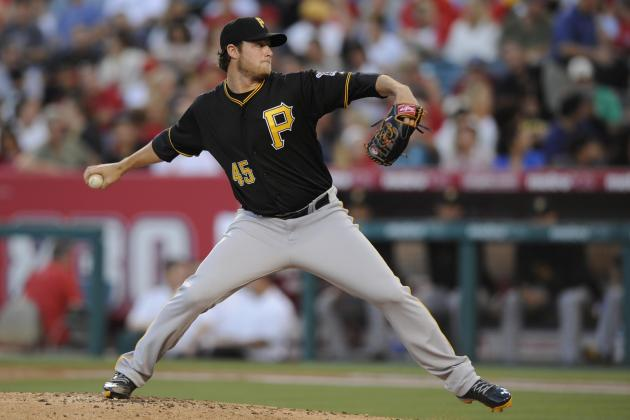 Cole Cruises as Pirates Beat Angels, 5-2