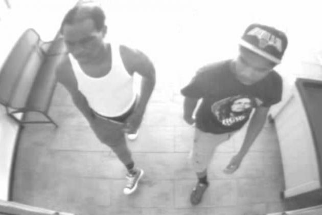 Police Have Photos of 2 Suspects in Stoops Burglary