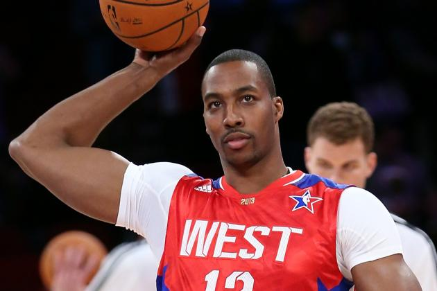 Report: Rockets Inch Closer in Their Plan to Offer Dwight Howard a Max Contract