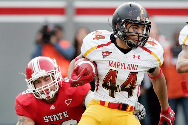 Tennessee Volunteers Pick Up Maryland Running Back Transfer Justus Pickett