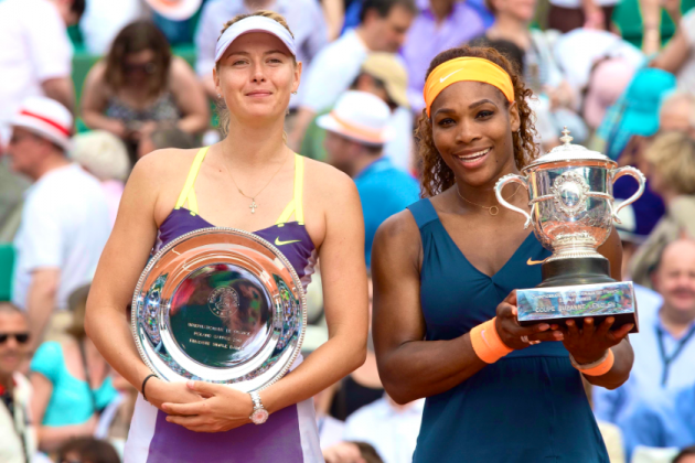 Maria Sharapova Blasts Serena Williams Over Recent Comments