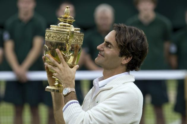 Roger Federer's Ideal Path to Wimbledon Championship