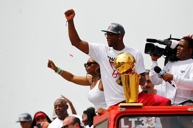 Miami Heat Parade: Latest Route Info and Viewing Guide to Monday's Event