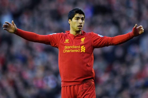 Luis Suarez Would Be Ideal Replacement for Edinson Cavani at Napoli