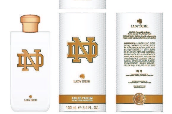 Texas A&M, Notre Dame Football: New Fragrance Lines (PHOTOS)