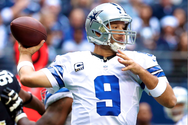 Does Dallas Cowboys QB Tony Romo Deserve More Credit?