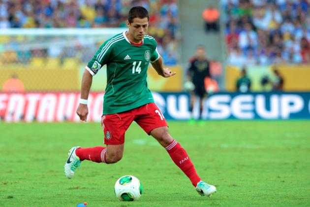 Japan vs. Mexico: Confederations Cup 2013 Live Score, Highlights, Recap