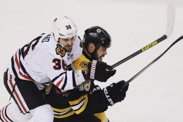 Stanley Cup 2013: Players Who Will Be Difference-Makers in Game 5