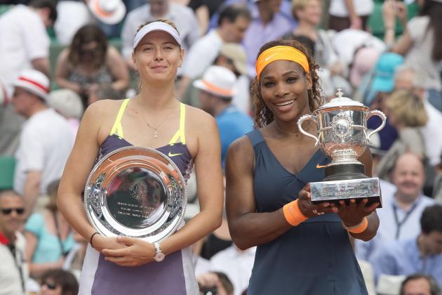 Maria Sharapova Must Focus on Wimbledon Instead of Serena Williams' Comments