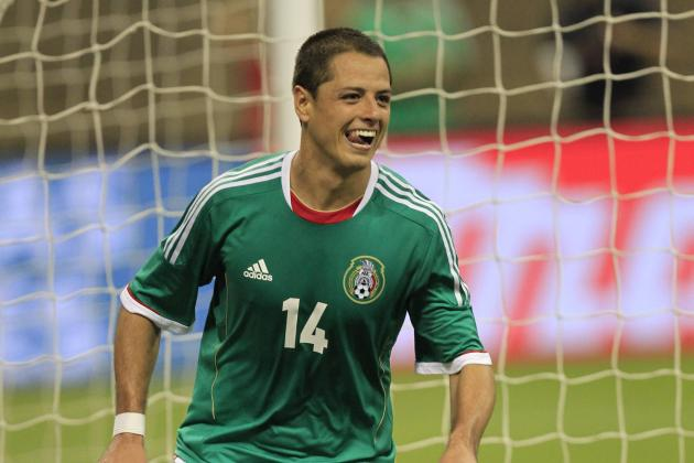 Mexico vs. Japan: Bold Predictions for Confederations Cup Tilt