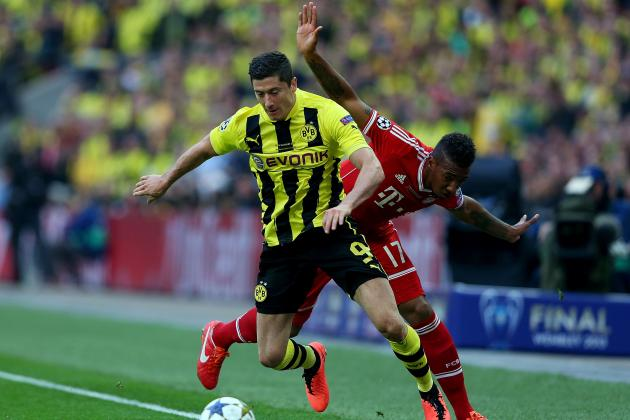 Manchester United Transfer Rumours: Club Shouldn't Target Robert Lewandowski