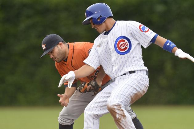 ESPN Gamecast: Astros vs. Cubs