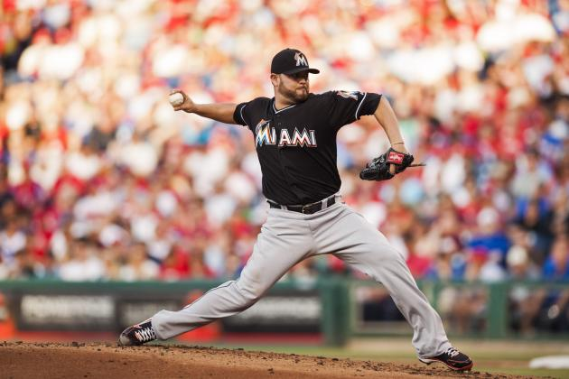 Full Scouting Report on San Francisco Giants' Trade Target Ricky Nolasco