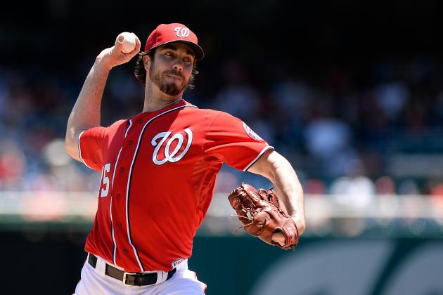 Haren Has Worst ERA Among MLB Starting Pitchers After Big Loss