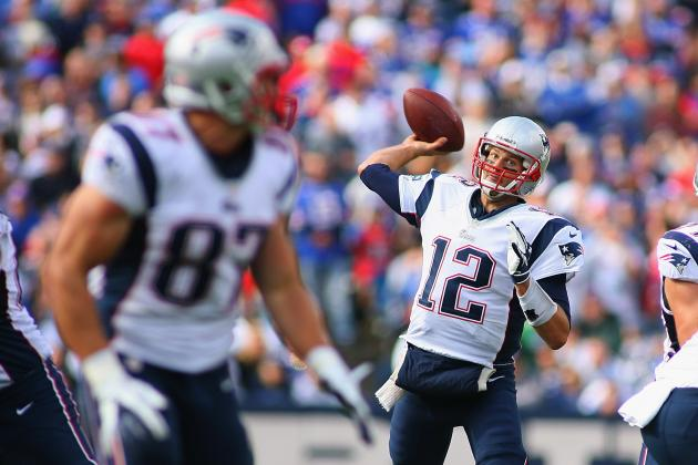 Why Tom Brady Doesn't Need Rob Gronkowski to Remain Elite