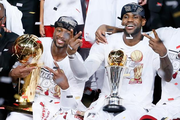 Could Miami Heat Take a Step Back in 2013-14 Attempt to 3-Peat?