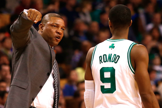 Doc Rivers Reportedly Tried to Fight Rajon Rondo During Celtics Team Meeting