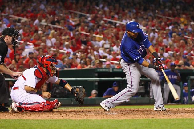 Texas Rangers vs. St. Louis Cardinals Live Blog: Updates and Analysis