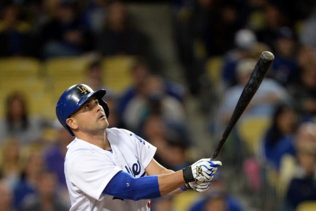Dodgers Release Ramon Hernandez