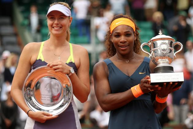 Maria Sharapova's Verbal Attack on Serena Williams Bad for Her Brand