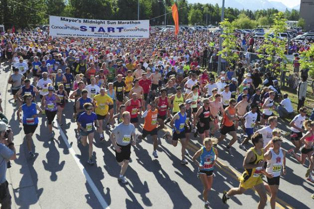 Anchorage Mayor's Marathon 2013 Results: Men's and Women's Top Finishers