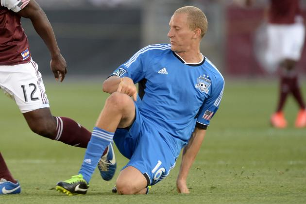 Lenhart, Bernandez out vs. DC with Injuries