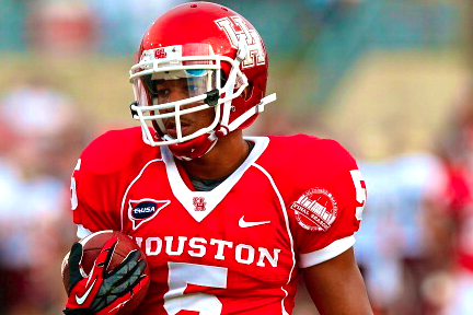 Houston RB Charles Sims Will Transfer to West Virginia for Senior Season