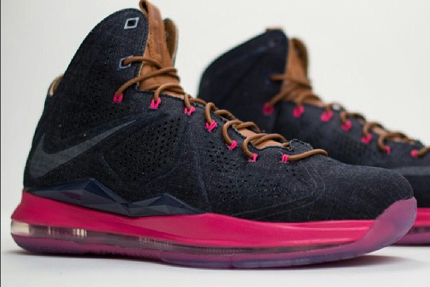LeBron X Denim Shoes Shooting: Violence Mars Release of King James' New Kicks