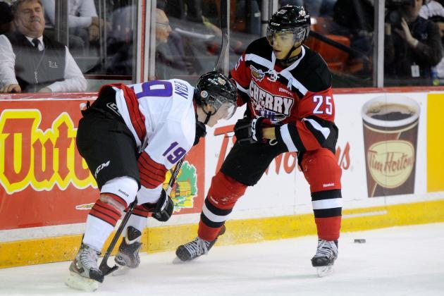 Darnell Nurse: Prospect Profile for Edmonton Oilers 1st-Round Pick