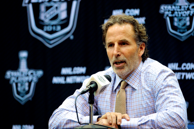 What Can We Expect from the Vancouver Canucks with Tortorella Behind the Bench?