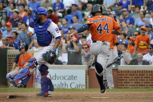 Cedeno's Squeeze Hands Cubs 4-3 Loss