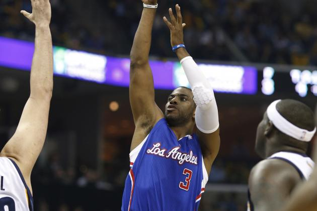 Chris Paul's Drama with the Clippers Is Past the Point of Reconciliation