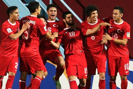 U-20 World Cup 2013 Results: Scores and Highlights from Day 2
