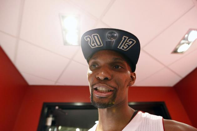 Miami Heat Trade Rumours: Why Chris Bosh Cannot Be Traded