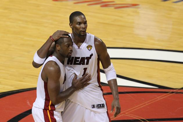 Would Miami Heat Even Consider Trading Chris Bosh or Dwyane Wade Now?
