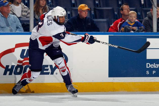 Seth Jones: Prospect Profile for Nashville Predators' 1st-Round Pick